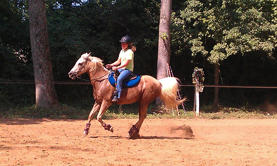 kayla-barrel-racing