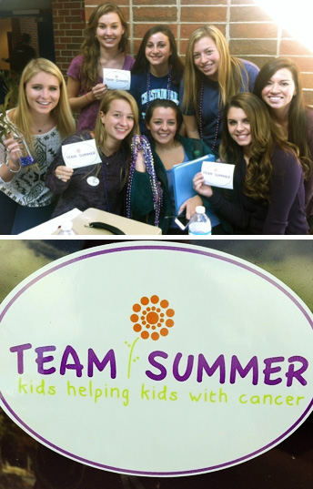 Riverwood Supports Team Summer